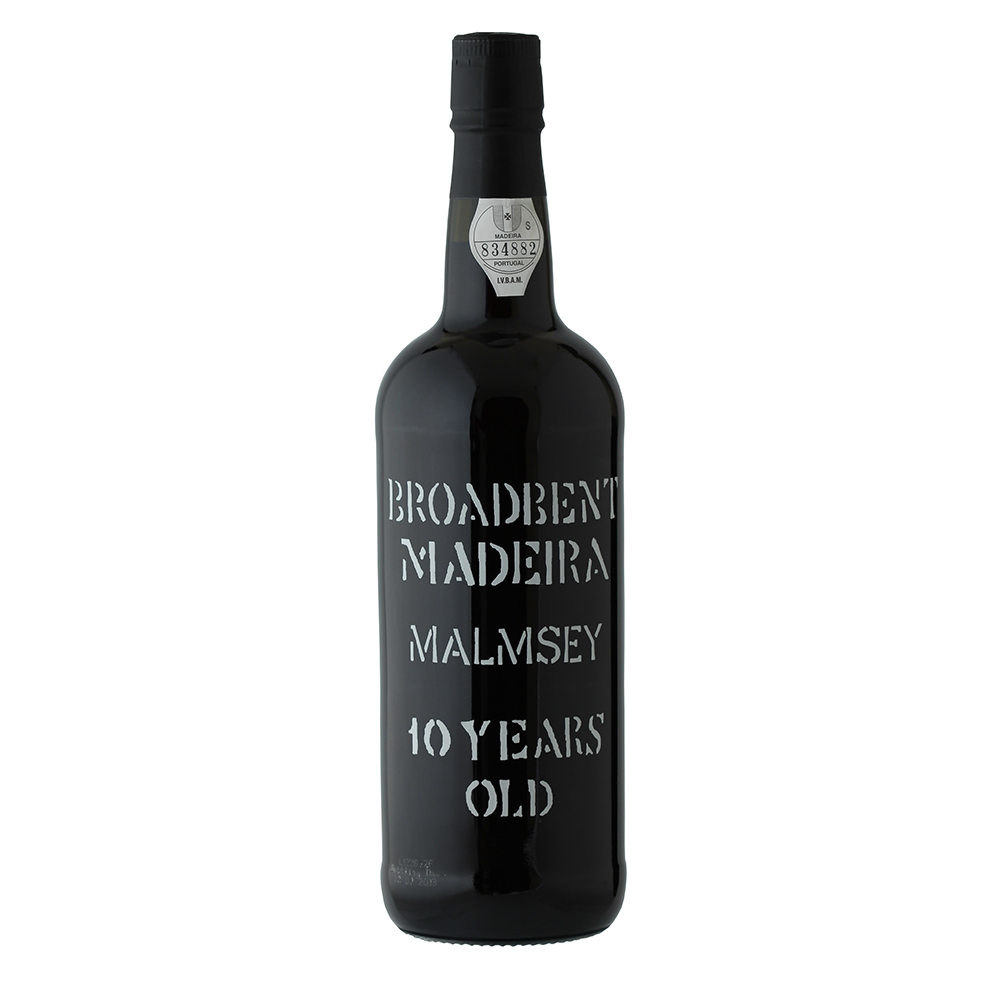 10 Years Old Malmsey